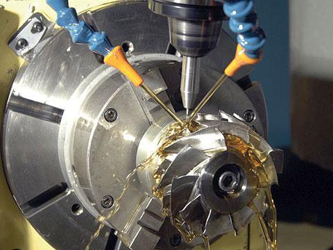 Usinagem em torno automático com mais qualidade e rapidez